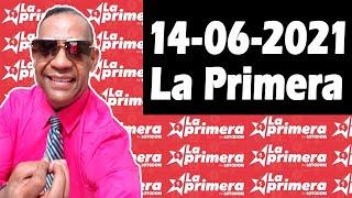 Resultados y Comentarios LOTERIA LA PRIMERA 14-06-2021 (CON JOSEPH TAVAREZ)