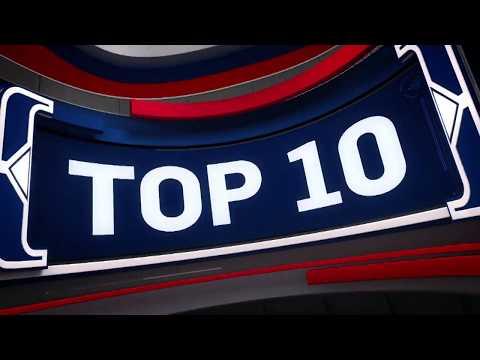 NBA Top 10 Plays of the Night | January 10, 2019