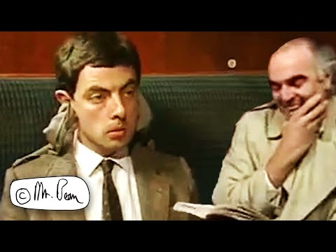 Stop Laughing!   Funny Clips   Mr Bean Official