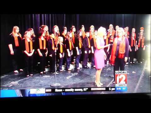 WKRC12 2014 May Concert interview