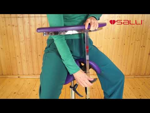 Salli - How to adjust and use Elbow Rest