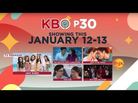 ABS-CBN TVplus: 'Abay Babes' TV premiere on KBO!