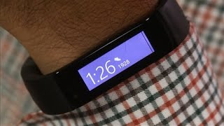 A first look at Microsoft Band, a complete $199 fitness smartwatch (hands-on)
