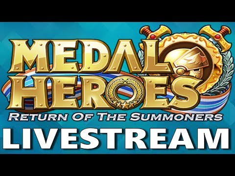 Medal Heroes by Enfeel - HD 1080p Live Stream
