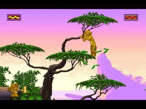 Disney's The Lion King (East Point Software, Westwood Studios) (MS-DOS) [1994] [PC Longplay]