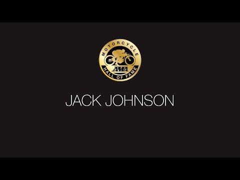 Jack Johnson Presentation and Acceptance Speech
