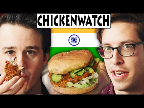 connectYoutube - What Is Indian Fried Chicken?