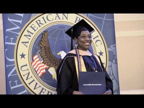 Behind the Scenes: Commencement | American Public University System