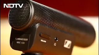 Sennheiser MKE 400 Shotgun Mic: The One-Stop Solution? | The gadgets 360 Show - NDTV