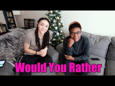 connectYoutube - Would You Rather (Social Media Edition) w/ JADE!!!