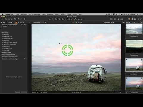 Stile und Voreinstellungen (DE) | Webinar | Capture One 12