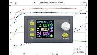 EEVblog #1031 - $25 DPS3003 PSU Module Characterisation