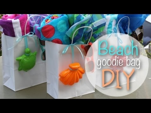 Download Youtube To Mp3 Beach Goodie Bags DIY