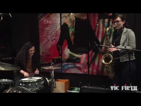 vfJams #3 with Ana Barreiro and Kirsten Edkins