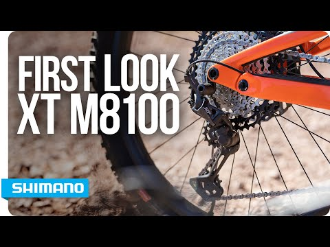 First look: Deore XT M8100 | SHIMANO