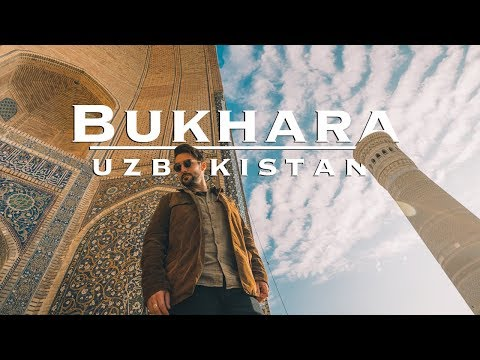 Bukhara | Why Travel Uzbekistan's Silk Road?