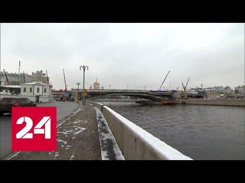 Историю возвращают на место: Большой Каменный мост удивит автомобилистов