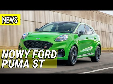 Nowy Ford Puma ST, Peugeot 508 PSE, Mercedes-AMG GT Stealth- #516 NaPoboczu