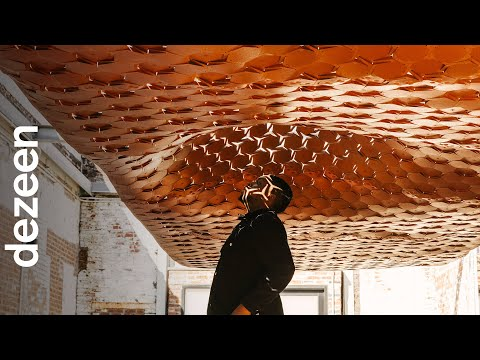 Arthur Mamou-Mani on 3D-printed architecture and sustainability | Design for Life | Dezeen