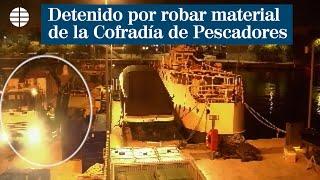 Detenido por robar material de la Cofradía de Pescadores de Barcelona valorado en 60.000 euros