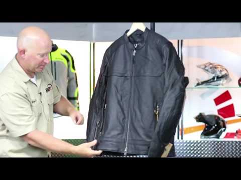 Highway 21 Gunner Motorcycle Jacket | BikeBandit.com