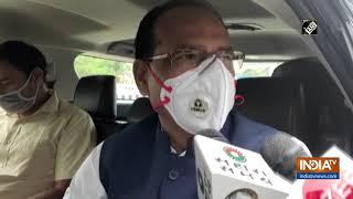 CM Shivraj Chouhan takes dig at Kamal Nath's temple visit before MP bypolls - INDIATV