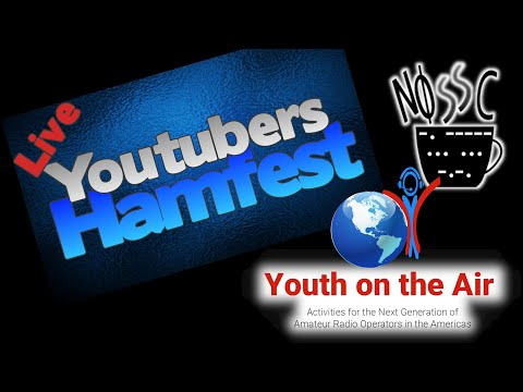 Youth On The Air update with Neil Rapp WB9VPG [YouTuber's HamFest 2020]