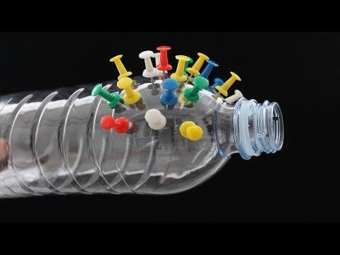 5 Plastic Bottles Life Hacks