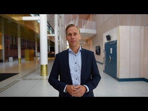 Per Samuelsson bjuder in till Cisco Connect 2018