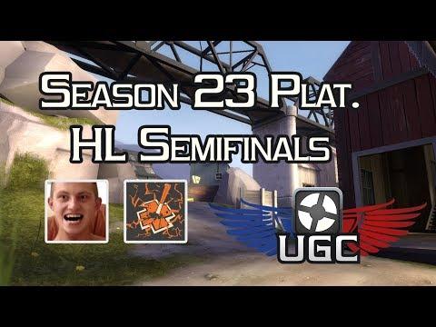 UGC EU Highlander Platinum Season 23 Semifinals: Feila eSports vs. Gimme opponent!