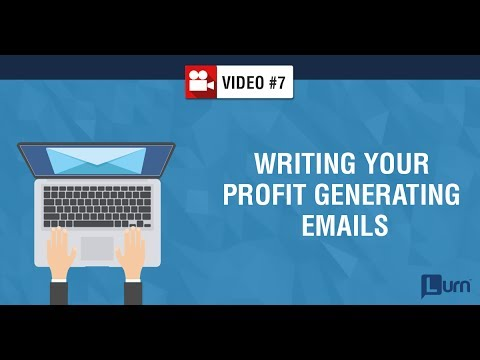 Video #7 Intro Writing Emails MASTER