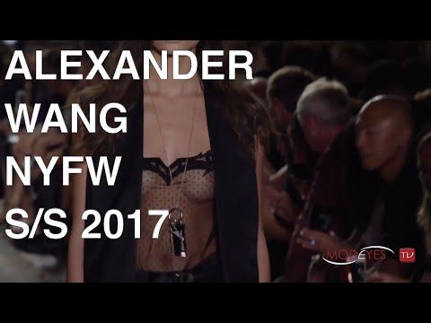 ALEXANDER WANG | SPRING SUMMER 2017 | FULL FASHION SHOW