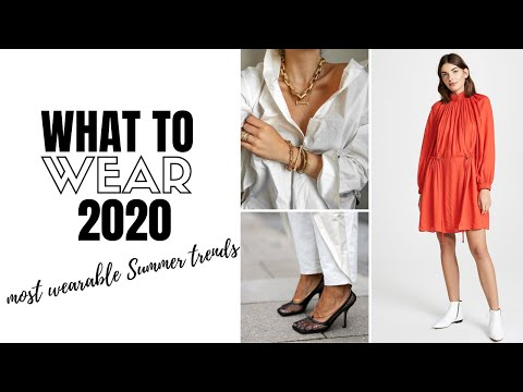 Video: Top Wearable Summer 2020 Fashion Trends (plus Nordgreen discount!)