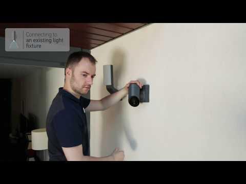 Somfy Outdoor Camera - installationsguide