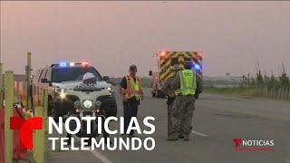 Tiroteo en base naval de Texas está relacionado con el terrorismo, según el FBI | Noticias Telemundo