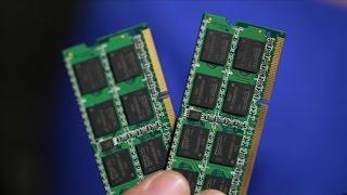 Upgrade RAM on your MacBook Pro