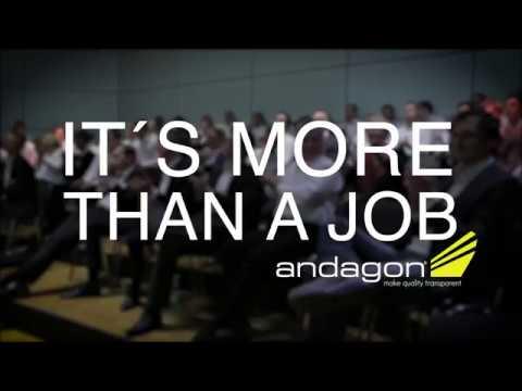 andagon - it's more than a job