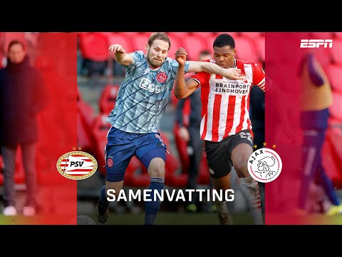 Spannend duel in Eindhoven 🔥 | Samenvatting PSV - Ajax