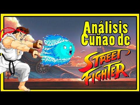 Análisis Cuñao de Street Fighter (Arcade)