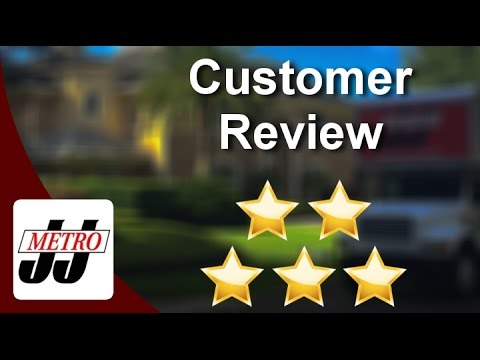 J&J Metro Moving and Storage Orlando Amazing Five Star Review by Cynthia W.