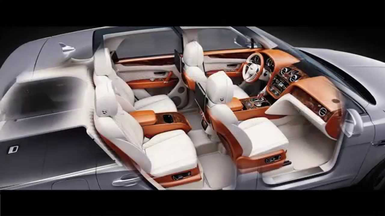 2016 Bentley Bentayga - interview with Peter Guest, product line director