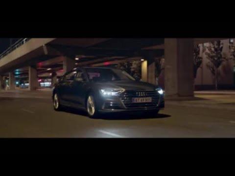 Velkommen til fremtiden - Den nye Audi A8