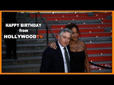 Happy Birthday Robert De Niro - Hollywood TV