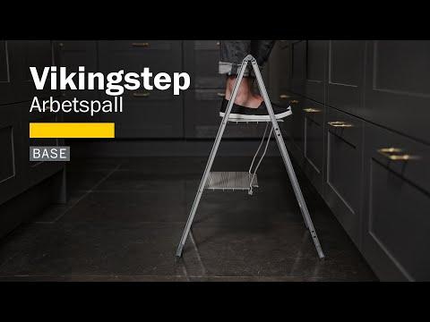 Wibe Ladders - Arbetspall Vikingstep