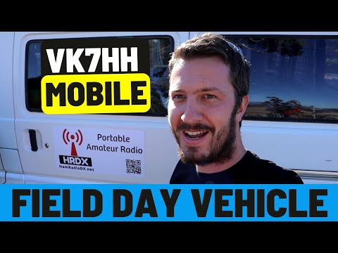 Ham Radio Mobile Setup & Install   Antennas + Remote Head