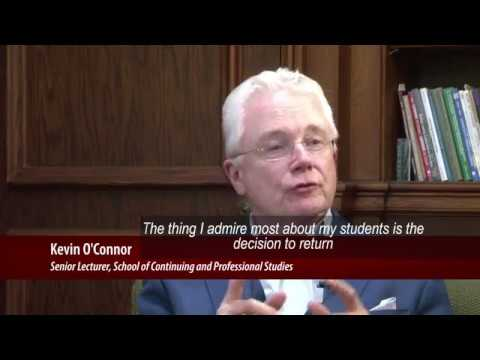 School of Continuing and Professional Studies: Faculty Perspective