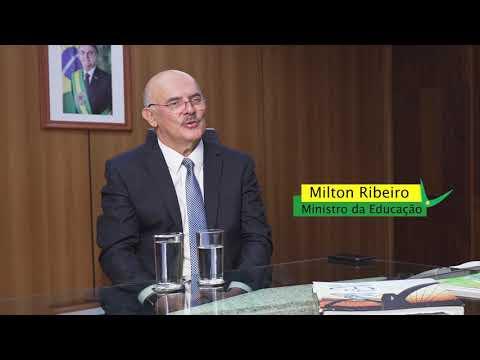 Entrevista com o Ministro da Educação, MILTON RIBEIRO thumbnail