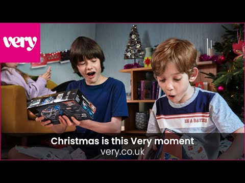 very.co.uk & Very Voucher Code video: Christmas is this Very moment | The Christmas countdown | Very.co.uk