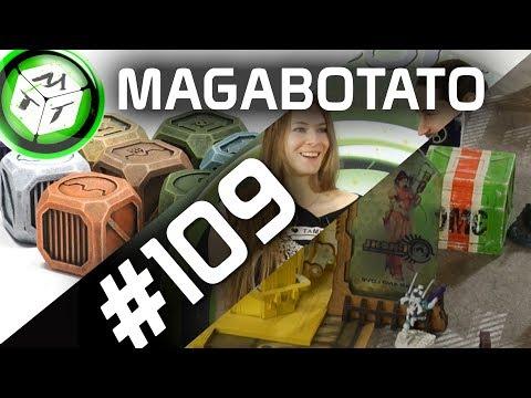 MAGABOTATO #109   Infinity Micro Art Studio   Tabletop Kampagne #3   DICED