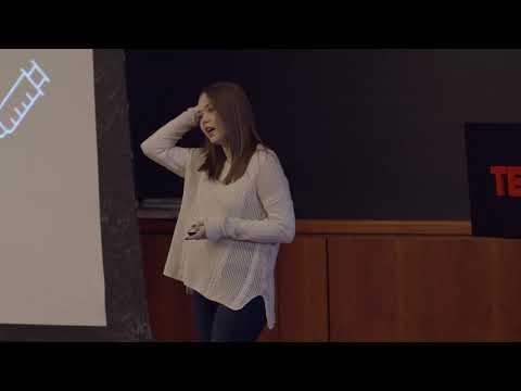 One Healthcare Patient's Struggle to be Heard | Morgan Gleason | TEDxBeaconStreetSalon photo
